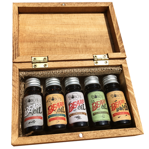 Ultimate Beard Oil Gift Set-Bobo's Beard Company-HOUSE of BOTTA