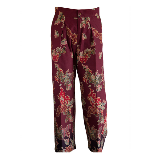Women's Cropped Trousers-rbbc-HOUSE of BOTTA