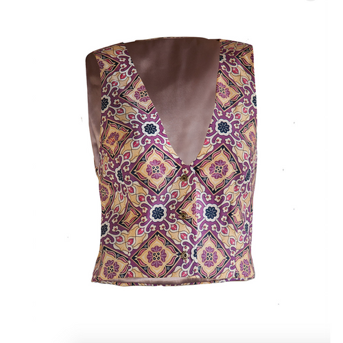 Women's Vest-rbbc-HOUSE of BOTTA