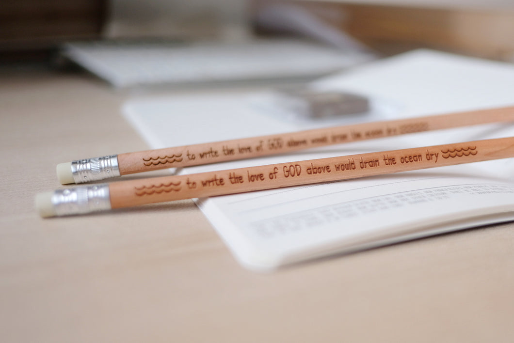 Write of God's Love Pencil