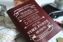 Citizen of Heaven Passport Cover