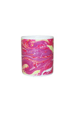 Pink Marbled Coffee Mug