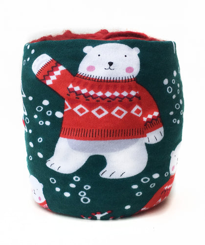 A Bears Christmas Sweater Skein Coat