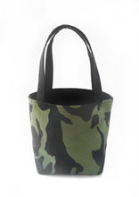 Camo Drawstring Project Tote Bag