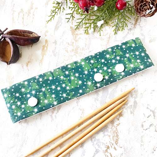 Christmas Green Shine Bright Star DPN Keeper