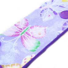 Purple Butterflies DPN Holder or Cozie