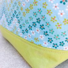 Darling Daisy Zippered Project Bag