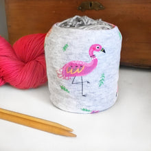 Florida Flamingos Skein Coat
