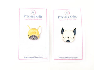 packaging example of dog lapel pins