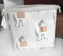 Llama Large Drawstring Jumper Project Bag