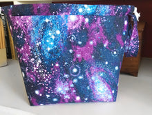 Milky Way Jumper Large Drawstring Project Bag