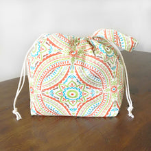 Morroco Jumper Drawstring Project Bag