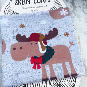 Party Like a Moose Skein Coat