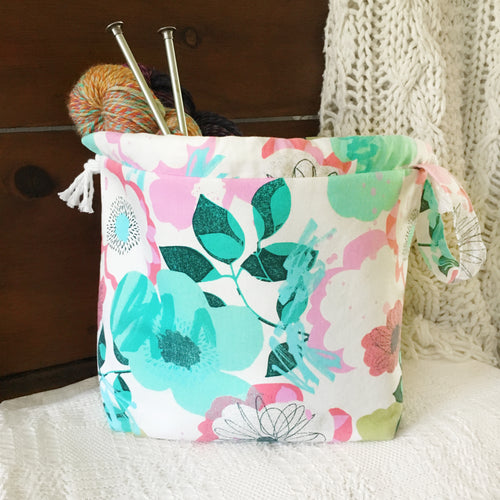 St Maartin Drawstring Project Bag