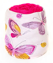 Butterfly Kisses Yarn Cozy
