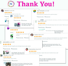 reviews for our drawstring project bags