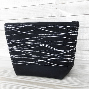 Twilight Zippered Project Bag