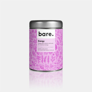 Free Trial - Bare Energy 3 Month Subscription