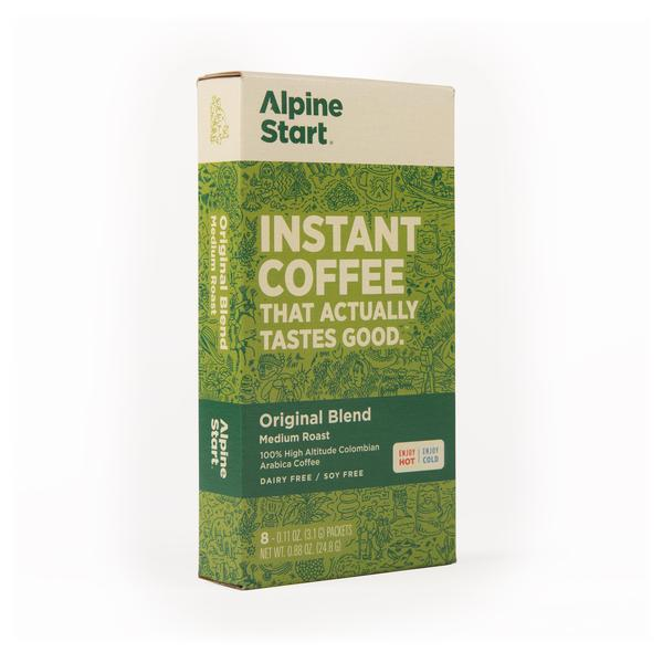 Alpine Start Original Blend Instant Coffee