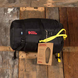 Fjallraven Abisko 3-Season Long Sleeping Bag