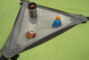 Tentsile Drinks Holder, Gray Mesh