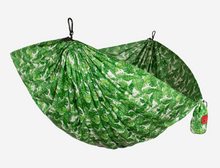 Grand Trunk Parachute Nylon Hammock, Double, Palms