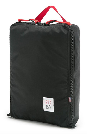 Topo Pack Bag, Black