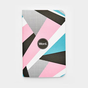 Word Notebook, Vice (3-pk)
