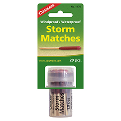 Coghlan's Wind/Waterproof Storm Matches