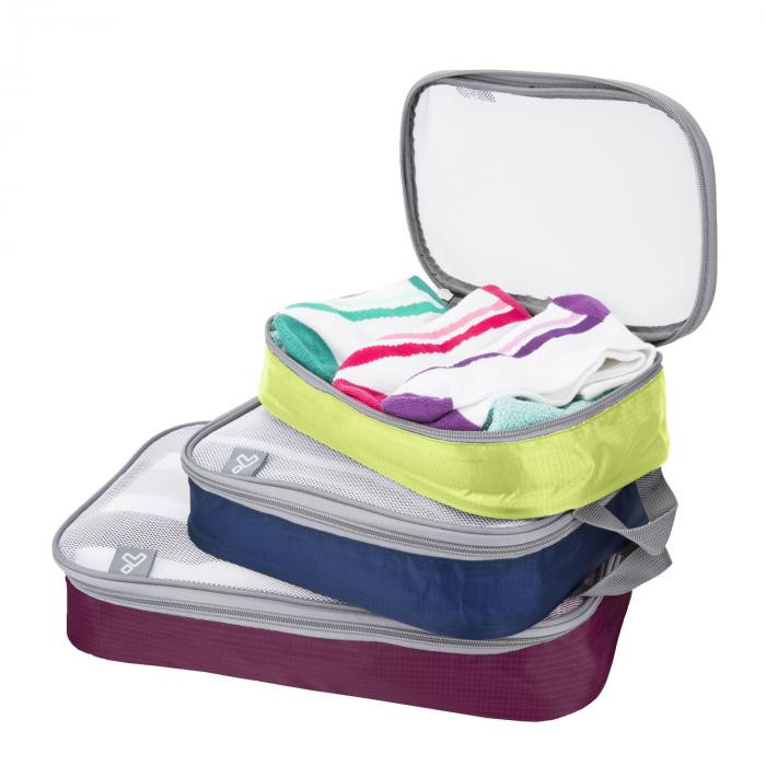 Travelon Lightweight Packing Organizers (set of 3)