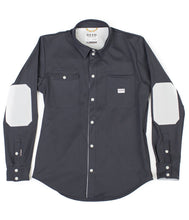 Deso Supply The Tamarack Shirt, Pirate Black, Medium