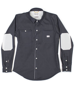 Deso Supply The Tamarack Shirt, Pirate Black, Small