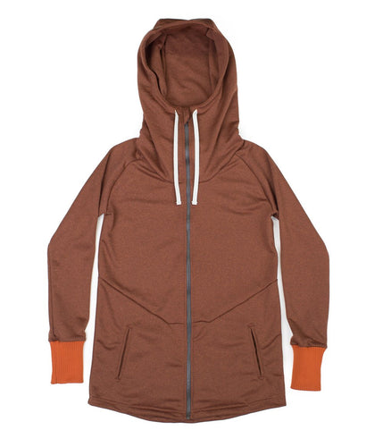Deso Supply Wanderer Zip Hoodie, Small