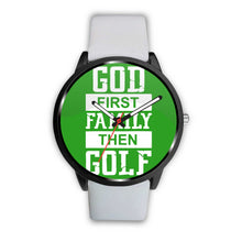 God, Family & Golf Exclusive Watch