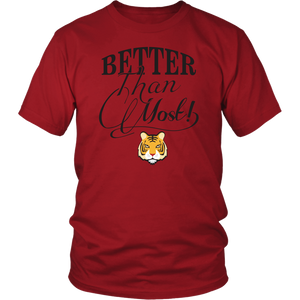 Better Than Most! - Famous Golf Tee