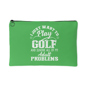 I Just Want To Play - Wallet Pouch