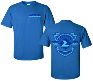 2021 NEW - Lethal Crew Black & Blue