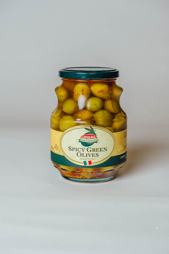 Cinquina, Spicy Green Olives