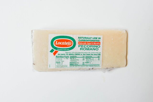 Locatelli, Pecorino Romano