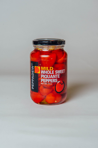 Peppadew, Mild Whole Sweet Piquante Peppers
