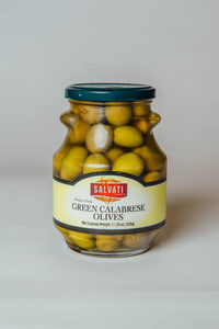 Salvati, Green Calabrese Olives