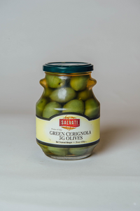Salvati, Green Cerignoli 3G Olives