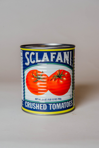 Sclafani, Crushed Tomatoes