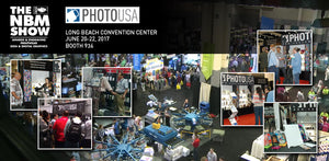 NBM SHOW LONG BEACH 2017 – WHAT'S UP AT PHOTO USA