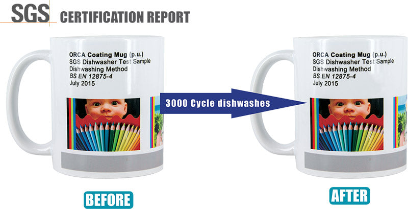 SGS report for our orca mugs