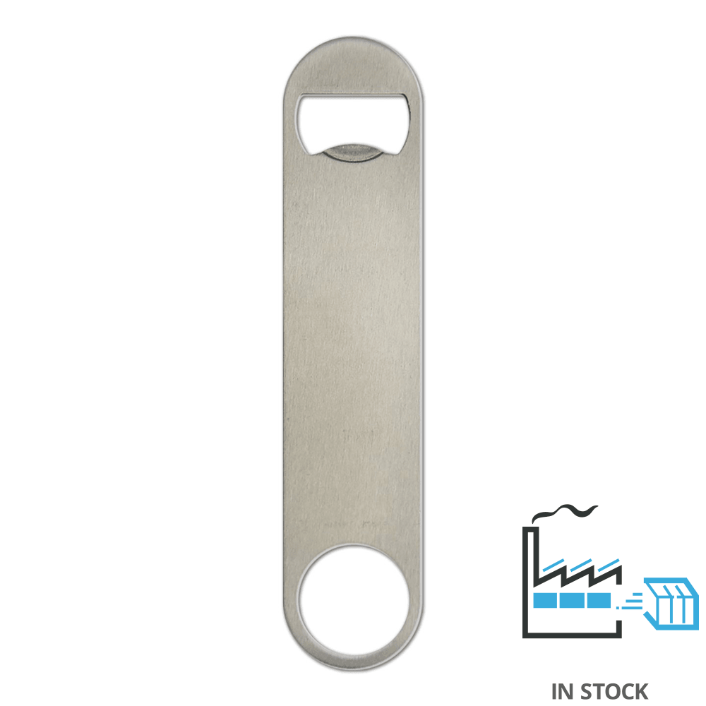 Stainless Steel Bottle Opener - SBO-2