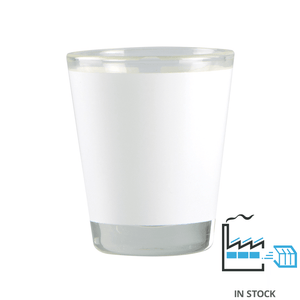 1.5 oz. Glass Shot Without Gold Rim