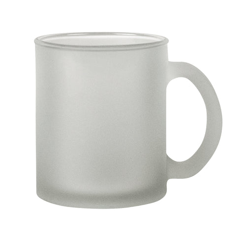 10 oz ORCA Frosted Glass Mug