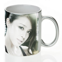 11 oz Metallic Ceramic Mug
