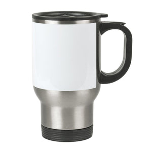 14 oz Stainless Steel Travel Mug